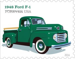 stamp Ford F1