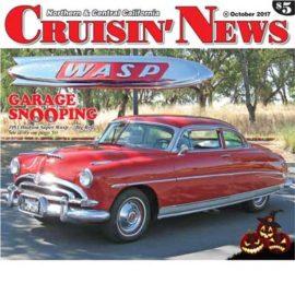 """Garage Snooping: 1953 Hudson Super Wasp """"Big Red"""""""